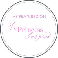Charlotte Wedding Photographer featured in A Princess Inspired publication