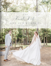 The First Look: Why It's Worth It Guide by Alyssa rachelle photography