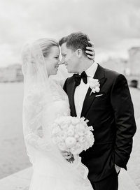Wedding photo from Grand Hotel Stockholm Sweden