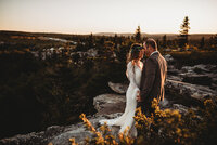 dolly sods adventure elopement