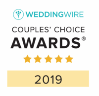 WeddingWire Couples' Choice Award 2019 Philadelphia Wedding Planner WeddingWire Couples' Choice Awards 2019 Love Wedding Planning