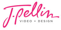 Wedding Videographer Jennifer Pellin Logo