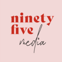 Ninety Five Media Logo - Square