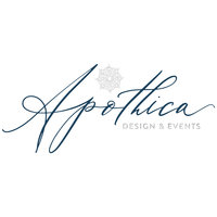 Apothica Design & Events Logo