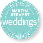 Leighwood Design Studio — Featured in Martha Stewart Weddings