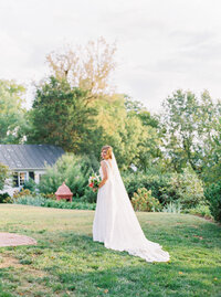 Clifton Inn Wedding Charlottesville
