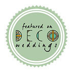 featured on deco weddings