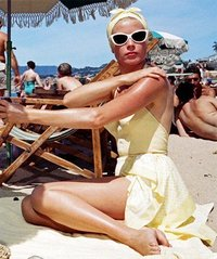 grace kelly to catch a thief french riviera honeymoon fashion