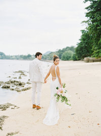 00373- Koh Yao Noi Thailand Elopement Destination Wedding  Photographer Sheri McMahon