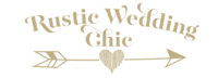 Rustic Wedding Chic logo