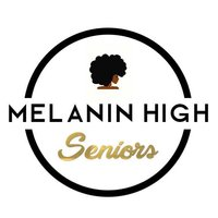 melanin high badge