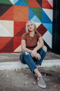 Deep Ellum Senior Photos-3