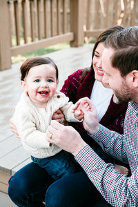 St. Louis 12 month photographer