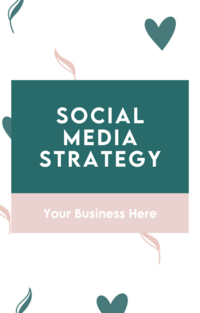 Copy of Social Media Strategy Template