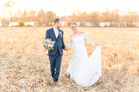 Fall Wedding at Emory Acres