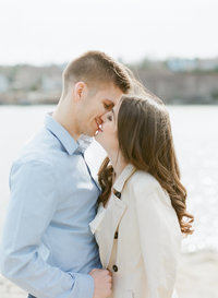 Jacqueline Anne Photography - Engagement in Point Pleasant Park-27