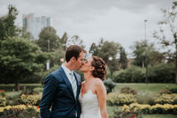 boulder colorado backyard wedding photographer