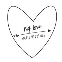 big love small weddings