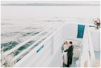 The Waterways Cruises Boat Wedding on Lake Union in Seattle