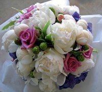 Tamborine Mountain wedding florist