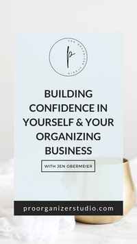 professional organizer free training