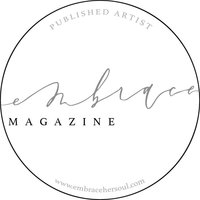 Embrace Magazine Artist Badge