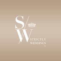 Strictly Weddings_Badge gold