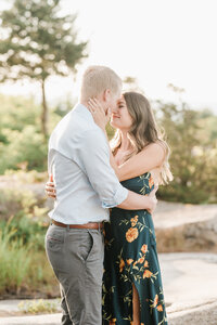 Cassie & Jeff, Engagement - Annmarie Swift Photography -18