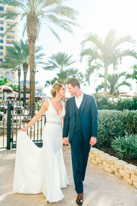 tampa bay florida elopement weddings