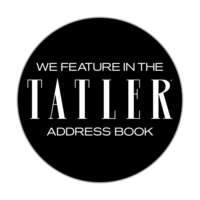 Tatler Address Book - Black