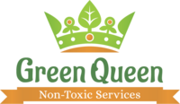 Green Queen Logo Simple