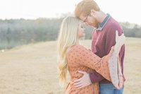 A Mississippi Engagement Session | The Town Of Livingston