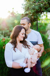 Pasadena Family Session M&S-7