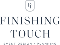 Finishing Touch Hawaii - Custom Brand and Web Design Website Design for Wedding and Event Planner - With Grace and Gold - Showit Website Designer - 8