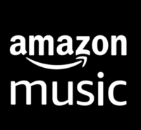 Amazon Music Icon For Listening On The BYOBrand Podcast  On Amazon