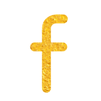 Gold Icon - Facebook