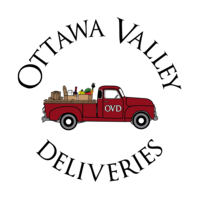 Ottawa Valley Deliveries logo- transparent
