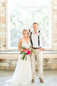 Relaxing hill country destination wedding styled designed and planned by Touch of Whimsy Events, Shot at The Chandelier of Gruene, New Braunfels  wedding