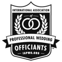 The Lehigh Valley Celebrants are a proud member of the International Association of Professional Wedding Officiants