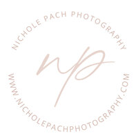 NP Photo Circle Logo tan