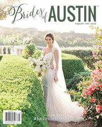 Brides of Austin - Spring-Summer 2017 - Erin & Jacob - Cover