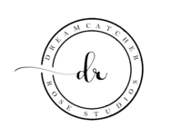 Dreamcatcher Studios - Logo black circle