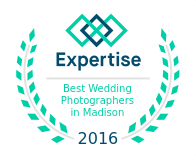 Abbots Lane Photography is one of the  top wedding photographers in Madison Wisconsin for 2016, 2017 and 2018