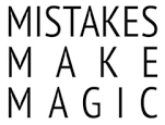 Website copywriting podcast interview on Mistakes Make Magic