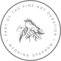Wedding Sparrow with Sarah Sunstrom Photography Chicago Wedding Photographers