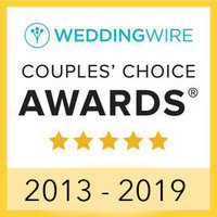 Wedding wire awards for EXO photography