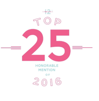 Top 25 Honorable Mention 2016 12th Year