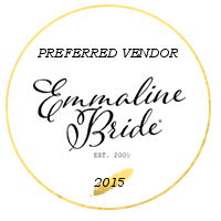 emmaline bride badge
