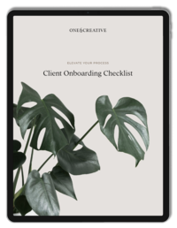 Freebie_Client_Onboarding_Checklist_One6Creative_iPad-01