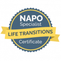 NAPO Specialist Life Transitions logo